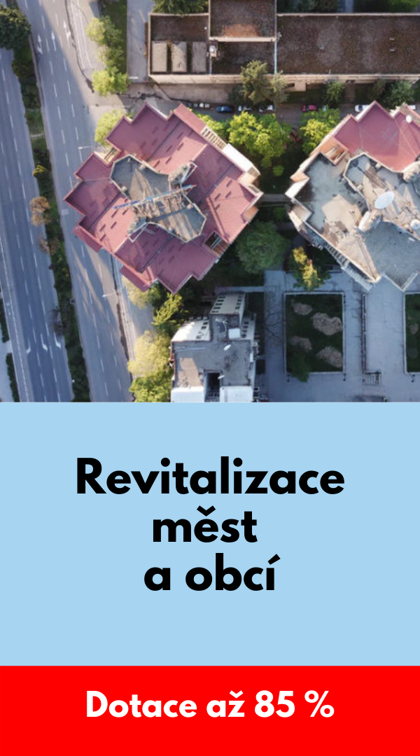 Revitalizace měst a obcí