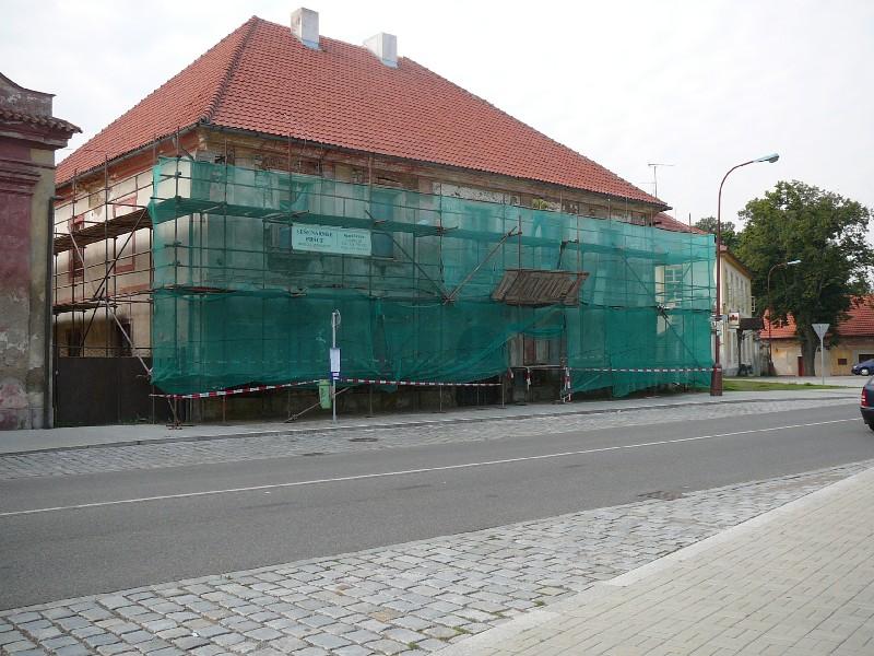 Rekonstrukce a přestavba veřejných budov  – dotace 70-80 %